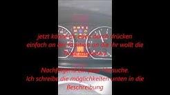 BMW 1er e87 Verstecktes Menü + Funktionen