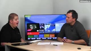 Rozhovor: proč Sony zvolila Android TV