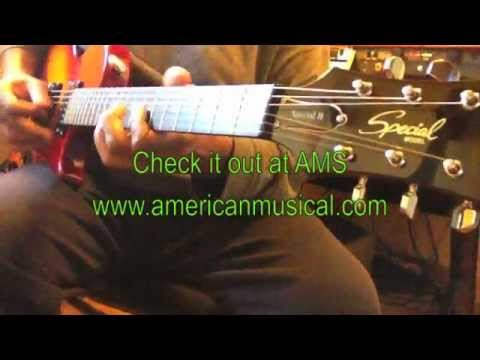 Kenn Smith's Review for American Musical Supply/Epiphone LP Special II