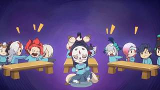 Onmyoji - Hundred spirits kindergarten Season 2 Ep10 (eng fansub)