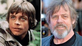 Что случилось с актерами Звездных войн к 2015 году. Марк Хэмилл