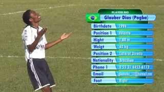 Glauber Dias (Pogba) - Volante / Lateral Direito - 94