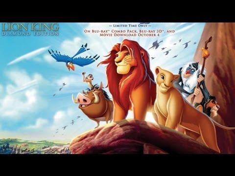 Học tiếng Anh qua phim hoạt hình - Vua Sư Tử
