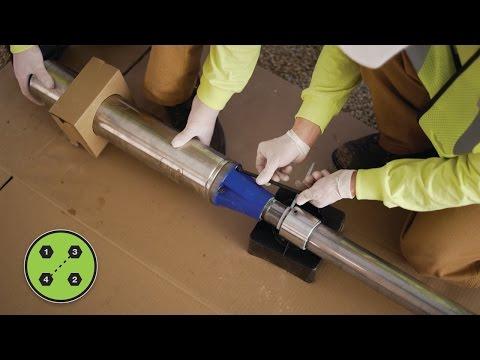 FE PETRO® Submersible Turbine Pump Installation
