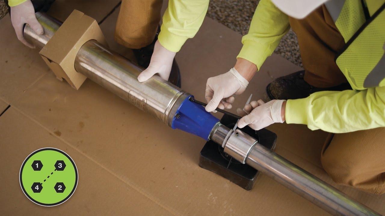 FE PETRO® Submersible Turbine Pump Installation on