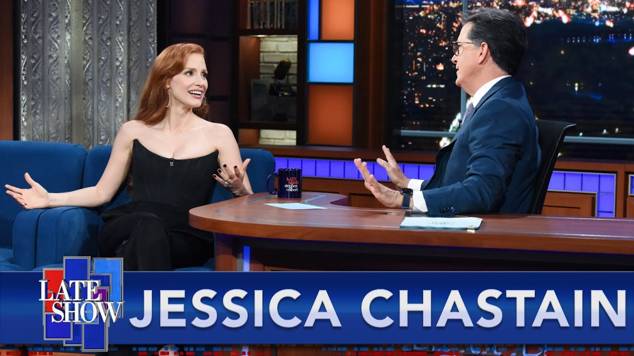 Download Why Do Jessica Chastain's Underarms Smell So Good?