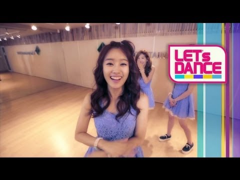 Let's Dance :SECRET(시크릿)_YooHoo(유후) [ENG SUB]