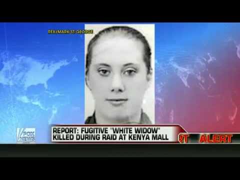 Report  Fugitive 'White Widow' killed at Kenyan mall