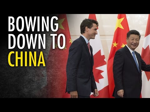 ATIP docs: Libs shielded China from Canadian media
