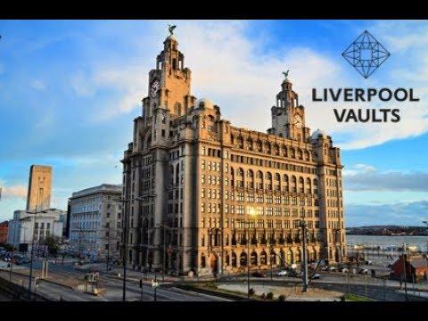 Liverpool Vaults Safe Deposit Boxes