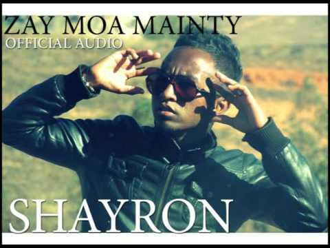 ZAY MOA MAINTY - SHAYRON [OFFICIAL AUDIO]