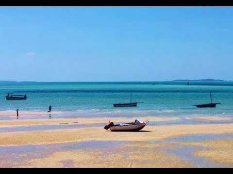 Backpacking MOZAMBIQUE : Paraíso africano - Travel video (GoPro)