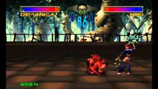 Dark Rift - Demonica playthrough