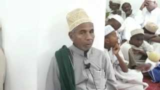 Ustadh Muhammad (Al-Beidh),  Darasa za Masjid Gofu, Zanzibar, Ramadhan 2012