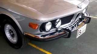 あいえす BMW3.0CSiが戻ってきた!