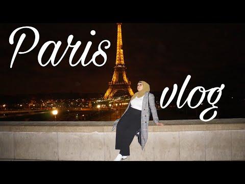 PARIS vlog ! || Monique Powell