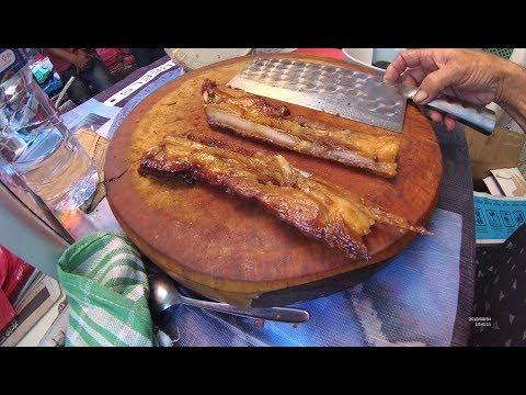 Indonesia Tangerang Street Food 2795  Babi Panggangg 212 Depan Klenteng Pasar Lama YDXJ0124