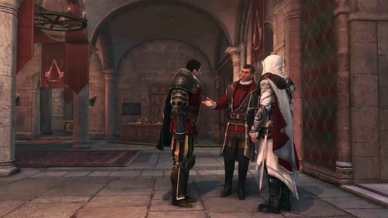 assassin creed brotherhood rome youtube. Black Bedroom Furniture Sets. Home Design Ideas