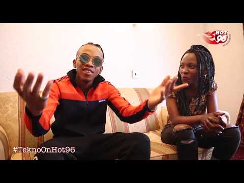 Tekno Exclusive with Anna Mukasa