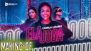 MAKING-OF Camila Loures - Ela Joga !!!