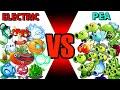 Gambar cover Team ELECTRIC vs PEA - Which Team Plant Will Win? - PvZ 2 Plant vs Plant