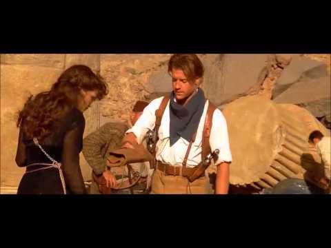 The Mummy (1999) - The Cutest Scene