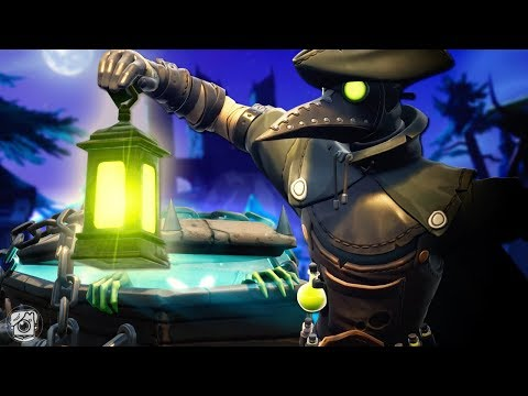 PLAGUE DOCTOR'S DARK SECRET!! *NEW SEASON 6* - A Fortnite Short Film