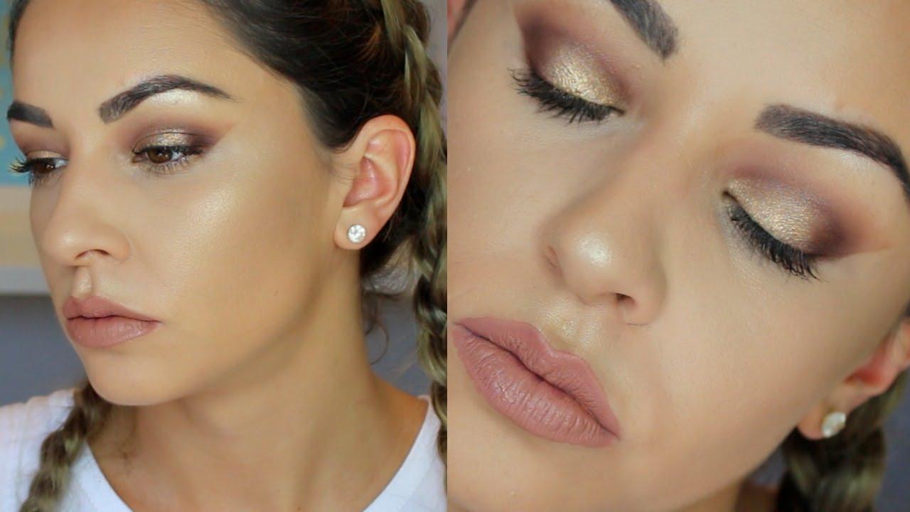 too faced chocolate bar makeup tutorial