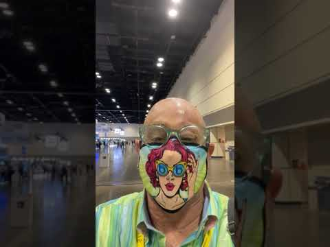 Vision Expo East 2021 - Orlando - Day 2