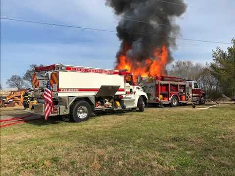 Allen Volunteer Fire Department 2017