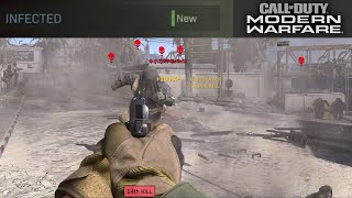 Modern Warfare - Infected Gameplay (New Gamemode)