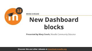 New Dashboard blocks