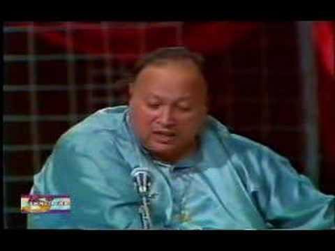 """Ghum Hai Ya Khushi Hai Tu""""nusrat Fateh Ali """""""