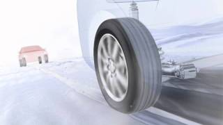 Toyota Traction Control System (TRC)