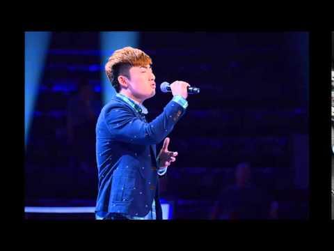 中國好聲音 2014-09-12 第三季 - 第九期 徐劍秋 - 火燒的寂寞 無雜音版