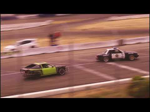 Stockton 99 speedway drift event