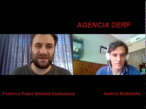 Federico Fulini: Este tiene que ser un momento de unidad nacional