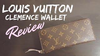 LOUIS VUITTON CLEMENCE WALLET REVIEW | DISCOLOURATION?! Mp3