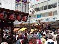 横須賀中央駅前 下町祭礼 (令和元年) の動画、YouTube動画。