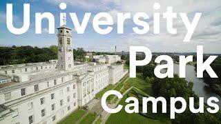 University Park Campus tour | University of Nottingham