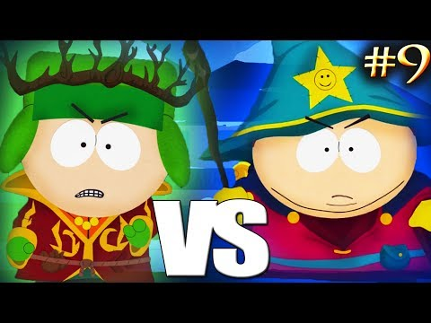 WHICH SIDE SHOULD WE CHOOSE? ~ South Park: The Stick of Truth Playthrough ~ Part 9