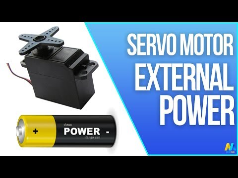 KO7M - Ham Radio Blog: Arduino and Servos