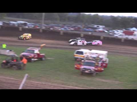 10 15 16 Modified Heat Race #6 Kokomo Speedway