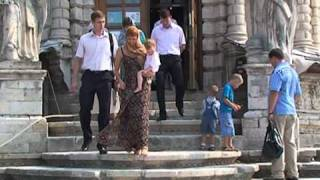 Венчание в Дубровицах.