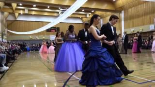 Vuosaaren lukion Vanhojen tanssit 2013 - Salty dog rag HD 1080p