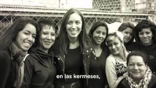 La esperanza del cambio es imparable | María Eugenia Vidal Gobernadora. Cambiemos