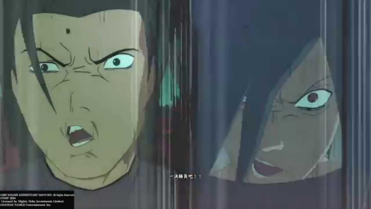 PS4『火影忍者疾風傳:終極風暴4 (體驗版)』 - 初代目火影vs.宇治 ...