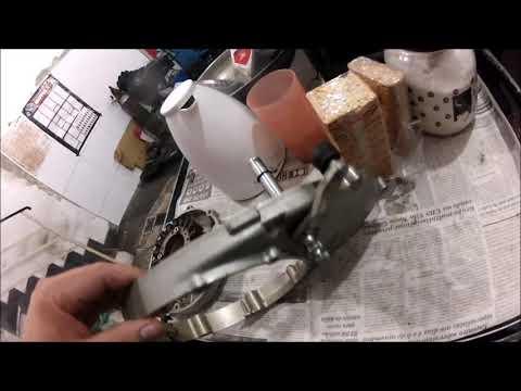 Mecânico Legal - Revisão Geral +Abrir motor KAWASAKI VUKCAN/1500 Cliente Marcos