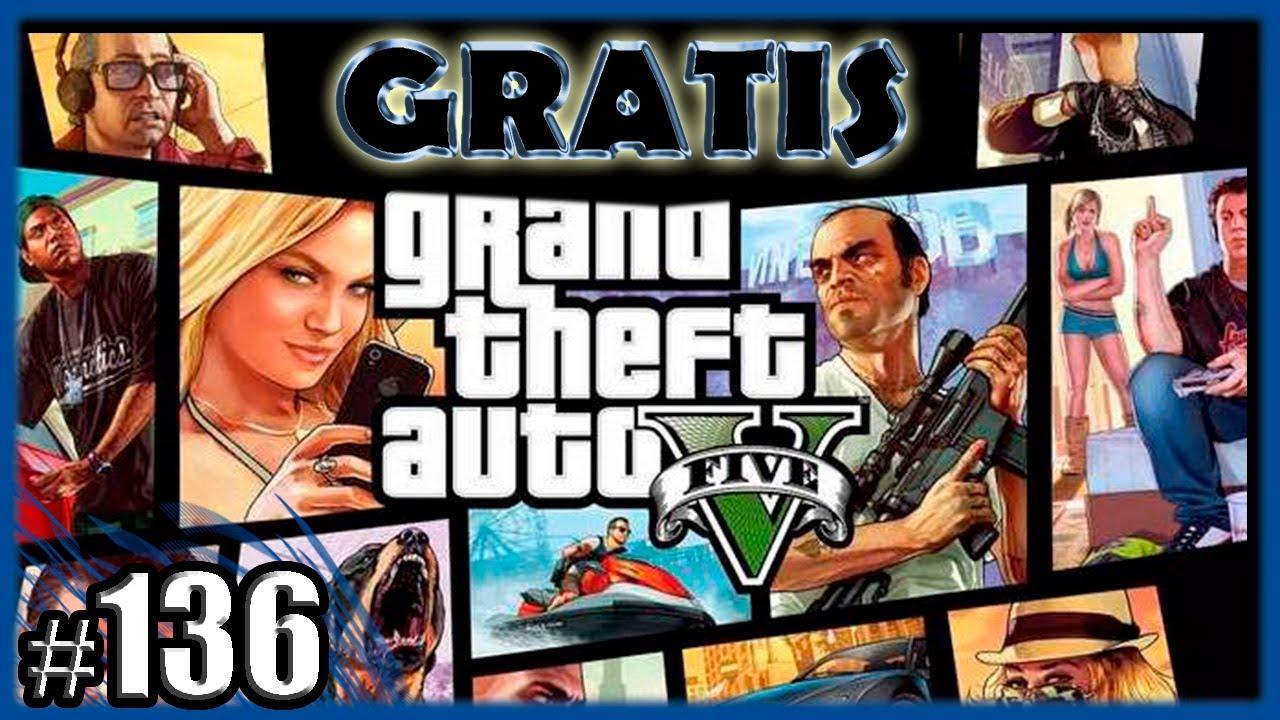 136 Como Baixar O Gta V Gratis Epic Games Youtube