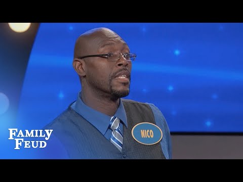 GUYS, if your WIFE STRIP SEARCHES you, better not be wearing THIS! | Family Feud